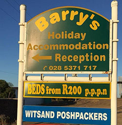 Barry's Holiday Accommodation